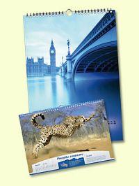 Фирменные Настенные календари цены на офсетную и цифровую печать